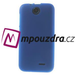 Gélové puzdro pre HTC Desire 310- modré - 2