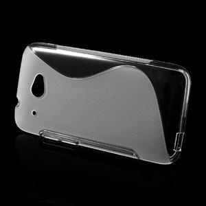 Gelove S-line puzdro pre HTC Desire 601- transparentný - 2