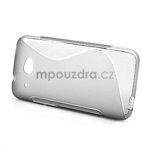 Gelove S-line puzdro pre HTC Desire 601- šedé - 2
