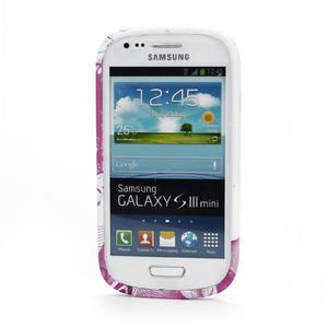 Gélové puzdro na Samsung Galaxy S3 mini i8190- dvě srdce - 2