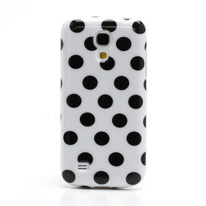 Gélový Puntík pro Samsung Galaxy S4 mini i9190- biele - 2