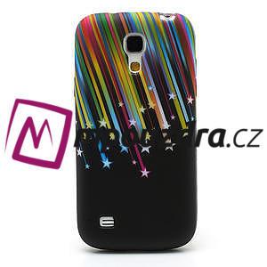 Gélové puzdro pro Samsung Galaxy S4 mini i9190- meteor farebný - 2