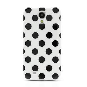 Gélové Puntík puzdro pre Samsung Galaxy S4 i9500- biele - 2