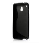 Gélové S-line puzdro pre HTC one Mini M4- čierné - 2/4