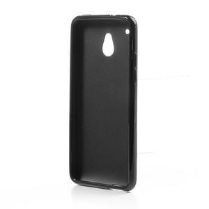 Gélové X-line puzdro pre HTC one Mini M4- čierné - 2