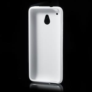 Gélové X-line puzdro pre HTC one Mini M4- biele - 2
