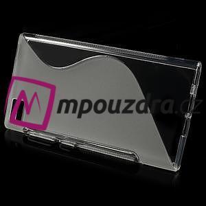 Gélové S-line puzdro na Xiaomi Mi3- transparentný - 2