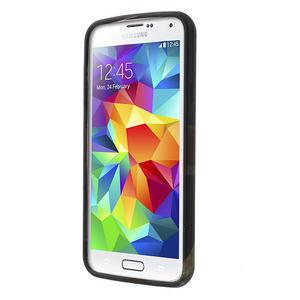 Gelové pouzdro na Samsung Galaxy S5- UK vlajka - 2