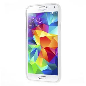 Gélové puzdro pre Samsung Galaxy S5 sovy - 2