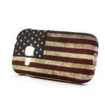 Gélové puzdro na Samsung Galaxy Young S6310- USA vlajka - 2/5