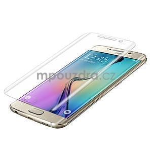 Tvrdené sklo na Samsung Galaxy S6 Edge - 2