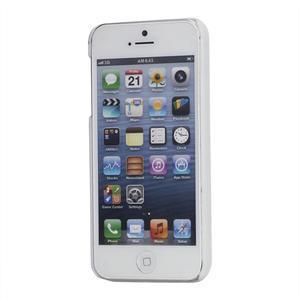 Plastové puzdro pre iPhone 5, 5s- 100 Eurovka - 2