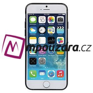 Ultra slim 0.7 mm gélové puzdro na iPhone 6, 4.7  - šedé - 2