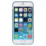 Ultra slim 0.7 mm gélové puzdro na iPhone 6, 4.7  - modré - 2/7