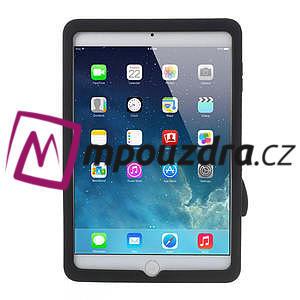 Silikonové puzdro na iPad mini 2 - hnědá sova - 2