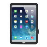Silikonové puzdro na iPad mini 2 - hnědá sova - 2/6