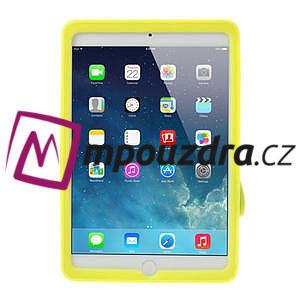 Silikonové puzdro na iPad mini 2 - žltá sova - 2
