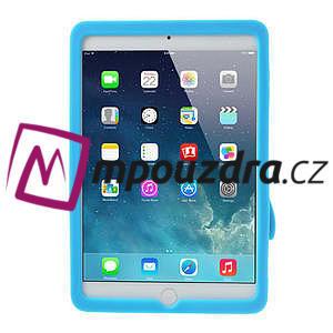 Silikonové puzdro na iPad mini 2 - modrá sova - 2
