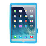 Silikonové puzdro na iPad mini 2 - modrá sova - 2/6