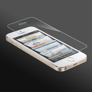 Tvrdené sklo na displej a zadní kryt pre iPhone 5 a 5s - 2