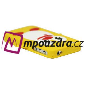silikónový Tučniak na iPhone 4 4S - žltý - Mpuzdra.sk 5c4108d2f08