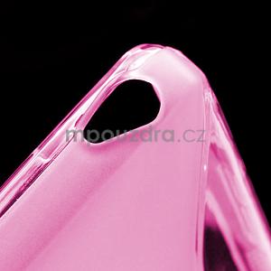 Gélové S-line  puzdro pre LG Optimus L5 II E460- růžové - 2