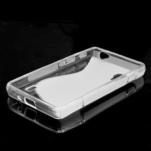 Gélové S-line  puzdro pre LG Optimus L5 II E460- transparentný - 2/5