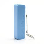 2600mAh externí baterie Power Bank - modrá - 2/6
