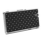Drahokamovej puzdro pre Sony Xperia Z L36i C6603- čierné - 2/7