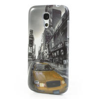 Plastové pouzdro na Samsung Galaxy S4 mini i9190- auto-street - 2/6
