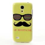 Plastové pouzdro na Samsung Galaxy S4 mini i9190- Le moustache - 2/6