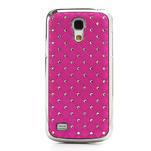 Drahokamové pouzdro pro Samsung Galaxy S4 mini i9190- růžové - 2/5