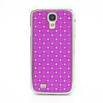 Drahokamové pouzdro pro Samsung Galaxy S4 i9500- růžové - 2/7