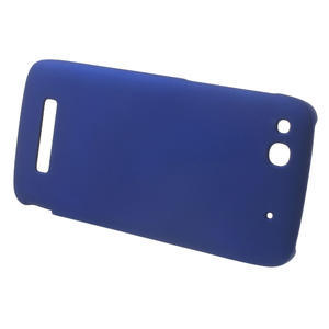 Hard Case puzdro na Alcatel One Idol Alpha 6032 A - modré - 2