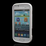 Plastogélové puzdro pre Samsung Galaxy Trend, Duos- biele - 2/5