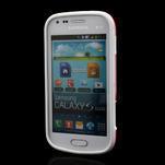 Plastogélové puzdro na Samsung Galaxy Trend, Duos- červené - 2/5
