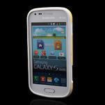 Plastogélové puzdro pre Samsung Galaxy Trend, Duos- žlté - 2/3