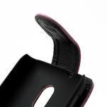 Flipové puzdro na Nokia Lumia 620- růžové - 2/5