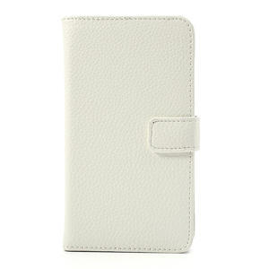 Peňaženkové puzdro na Nokia Lumia 625 - biele - 2