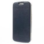 Flipové puzdro na Samsung Galaxy K zoom C115 - modré - 2/7