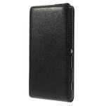 Flipové puzdro na Sony Xperia M2 D2302 - čierné - 2/7