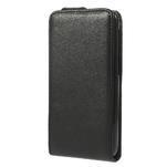 Flipové Cover kožené puzdro na HTC Desire 310- čierné - 2/6