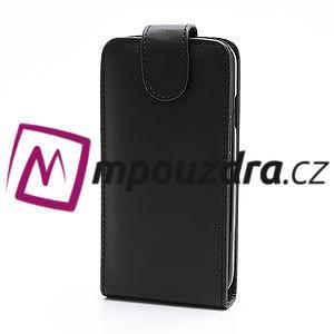 Flipové pouzdro pro Samsung Galaxy S4 i9500- černé - 2