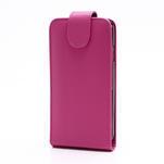Flipové pouzdro pro Samsung Galaxy S4 i9500- růžové - 2/5