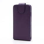 Flipové puzdro pro Samsung Galaxy S4 i9500-fialové - 2/5
