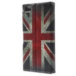 Flipové puzdro na Xiaomi Mi3- UK vlajka - 2/7