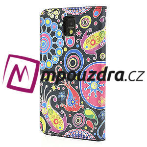 Peňaženkové puzdro na Samsung Galaxy Note 3- vzory - 2