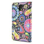 Peňaženkové puzdro na Samsung Galaxy Note 3- vzory - 2/7