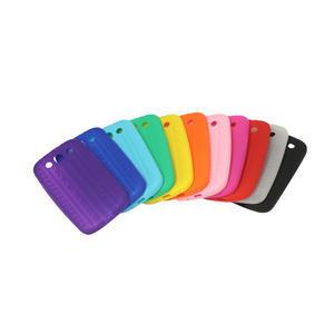 Silikonové PNEU pozdro pre Samsung Galaxy S3 i9300 - oranžové - 2
