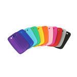 Silikonové PNEU pozdro pre Samsung Galaxy S3 i9300 - oranžové - 2/2